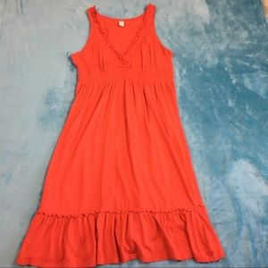 Old Navy Red Sundress